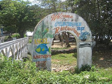 The official Castara sign