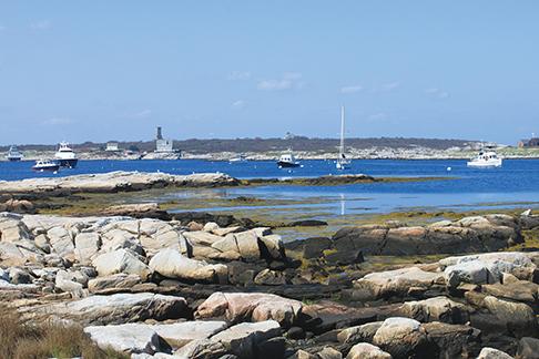 Isle of Shoals, New Hampshire