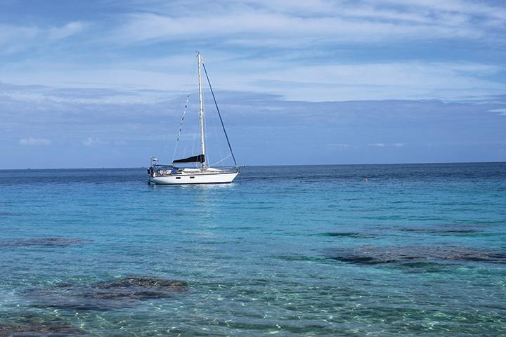 Paradise found: the Tuamotus