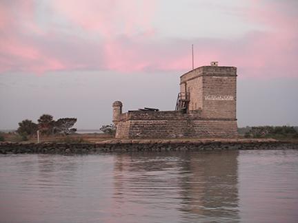 Fort Matanzas, St. Augustine, FL