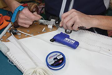13. Sail Repair 2