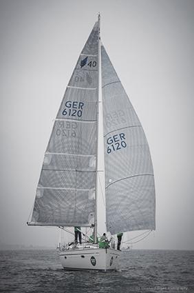 Modern Elvstrom laminated sails win regattas