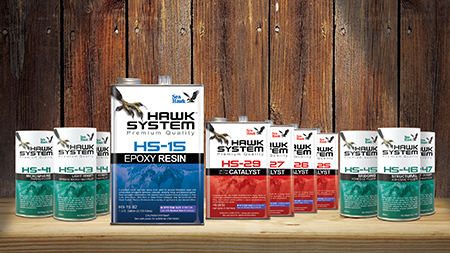 Sea Hawk Paints - Hawk System Epoxy image 1