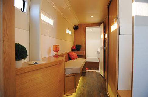 alpha 42 cabin