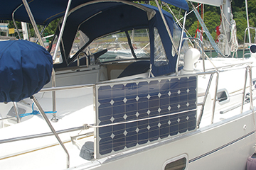 Solar panels, another way of getting the energy you need to make water