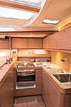 dufour560galley