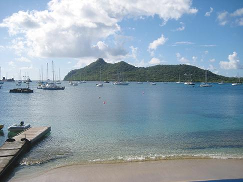 Tyrell Bay, Carriacou