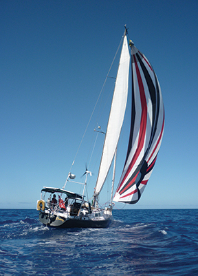 Flying the Kite, Rangiroa