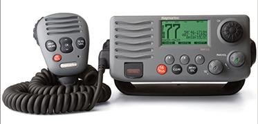 Raymarine VHF with DSC