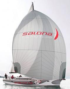 Salona44spinnaker