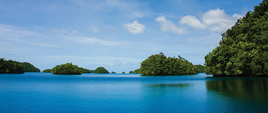 Islands of Palau