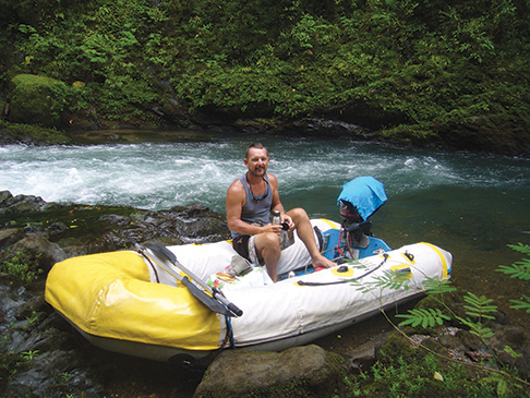 Jungle Dinghy Trips