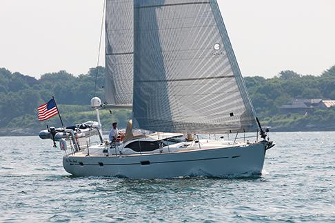 Oyster regatta Neweport RI