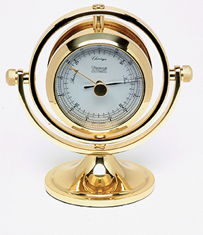 Weems & Plath barometer