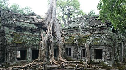 Ankor Tom, Cambodia