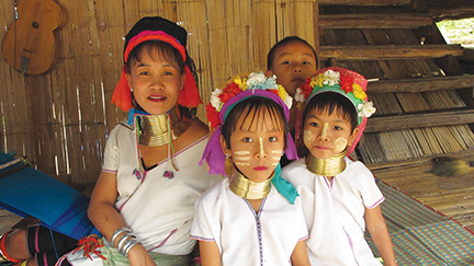 Karen Long Neck Tribe, Thailand