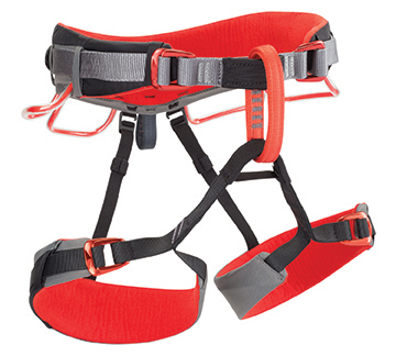 Black Diamond climbing harness