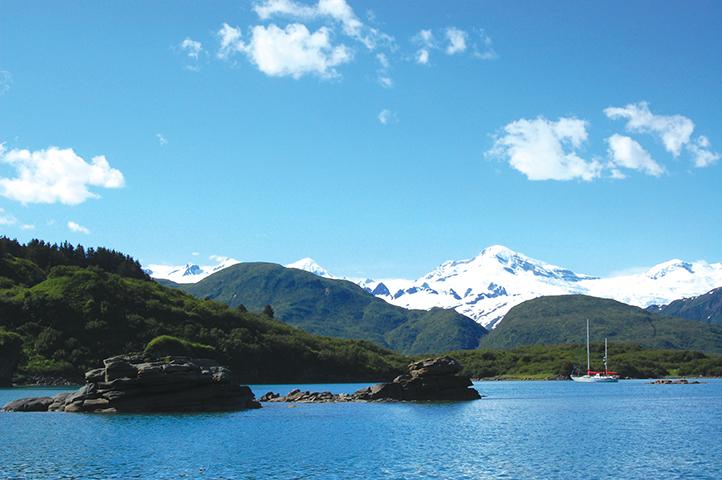 Kukak Cannery Passage