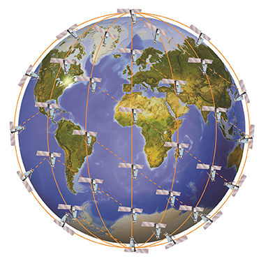 Iridium satelite coverage network reliablitliy