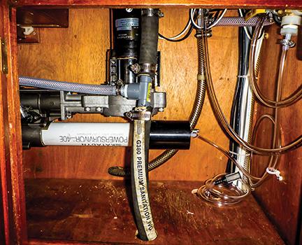 Katadyn desalinator