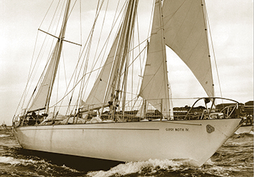 Francis Chichester's Gipsy Moth
